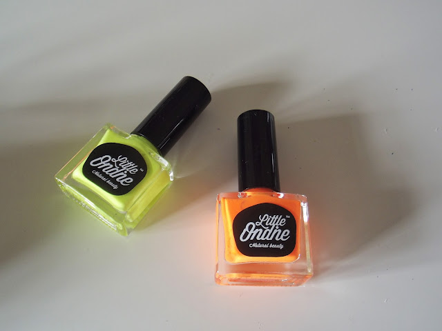 Little Ondine Nail Polish in Boom and Smack
