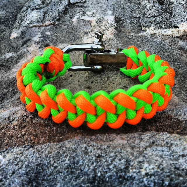 Paracord Bracelet D Shackle7