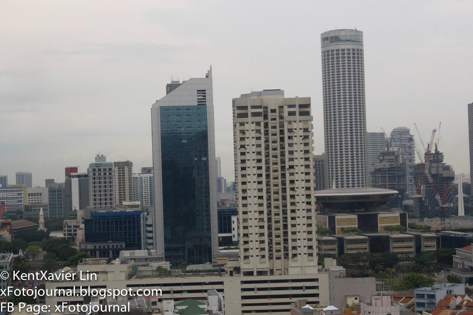 Singapore Hotel Near Little India - Marina Bay   JW