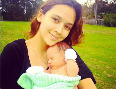 Diana Danielle Seludup Anak Balik Malaysia
