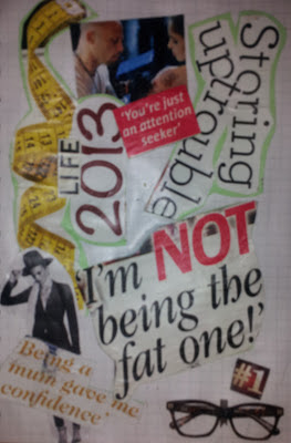 vision board, february, 2013,