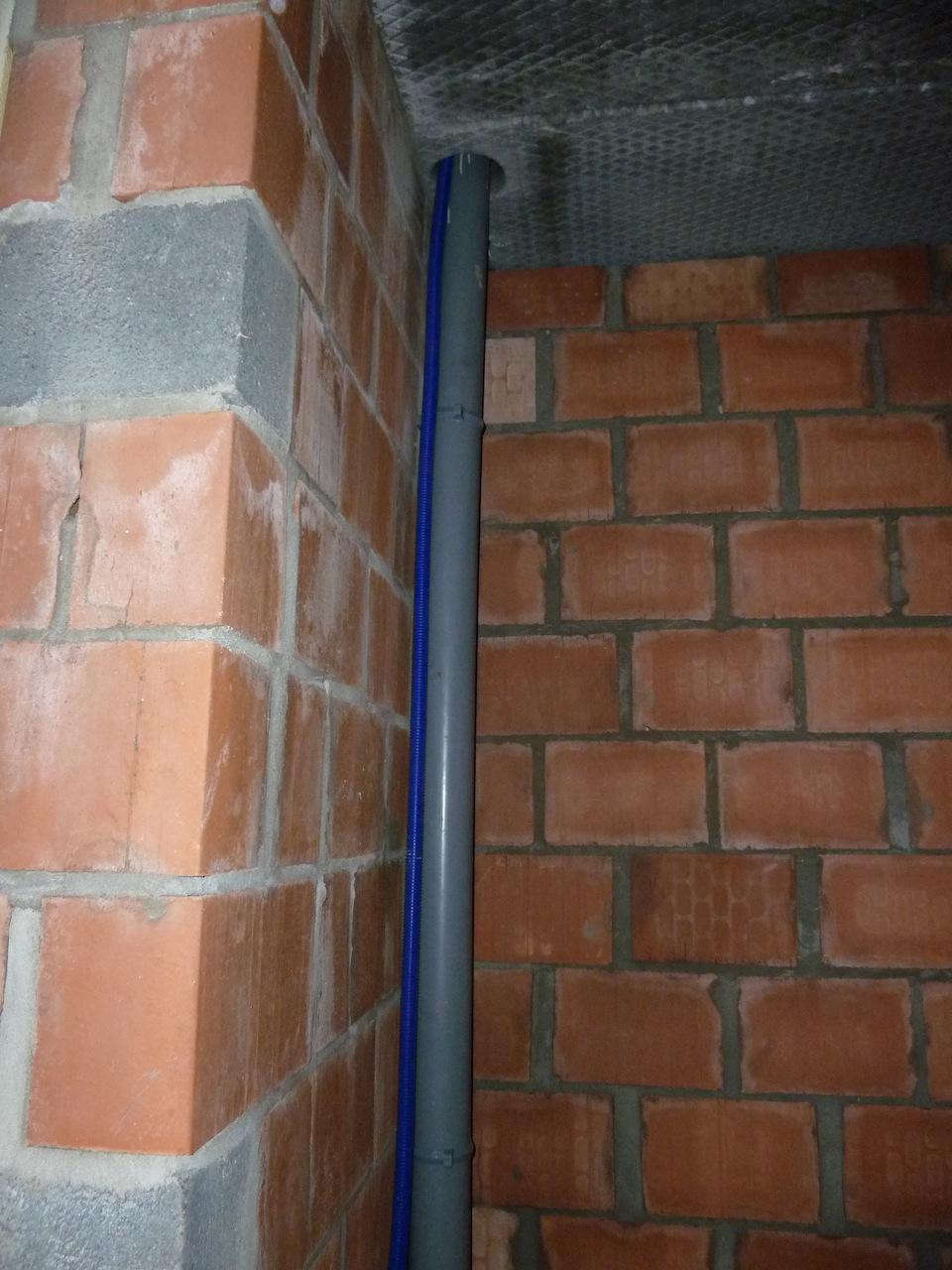 La construction de notre maison: ventilation