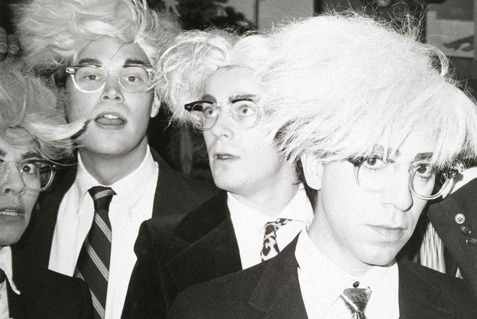 Andy Warhol'S Wigs 2