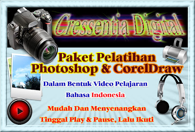 Belajar Photoshop Dengan Video Tutorial Photoshop
