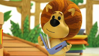 Raa Raa the Noisy Lion, CBeebies, Raa Raa