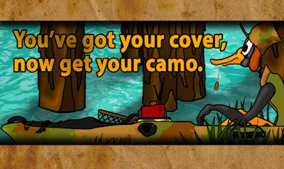 get your camo