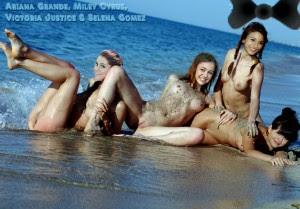 ariana grande hot nude