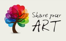 see you on  share your art !