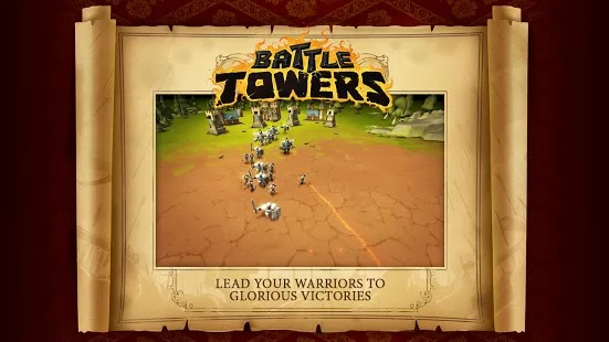 Battle Towers  screen2