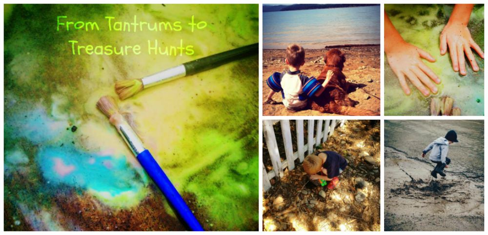 From Tantrums to Treasure Hunts