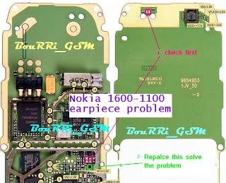 nokia 6030 ringer problem