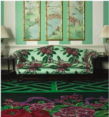 dorothy draper interiors