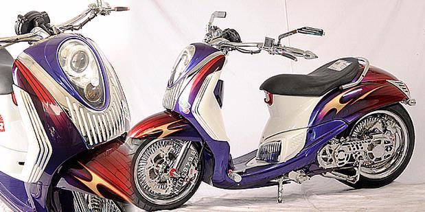 Moto GP  gambar yamaha mio