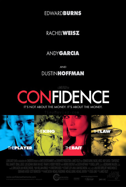 Confidence (2003) DVDrip