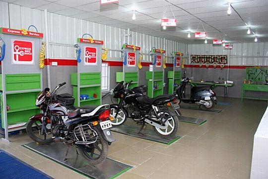 Yamaha Showroom In Madurai