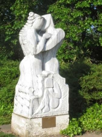 Blumengärten Hirschstetten/Kunst/Gefühle