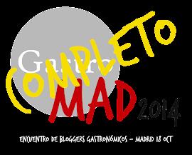 ENCUENTRO BLOGGERS GASTRONÓMICOS - MADRID