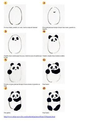 Enfin une classe juillet 2011 - Coloriage panda maternelle ...