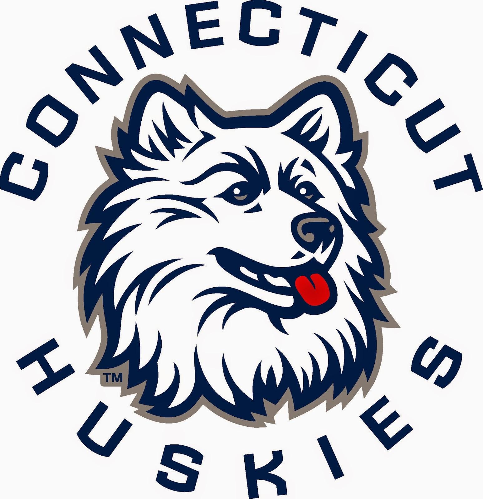 Uconn Logo Husky fever and a conf...