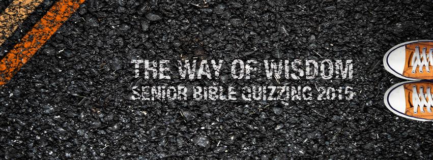 The way of Wisdom - 2015