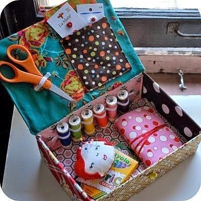 50 ideas to reuse shoe boxes do it yourself ideas and for Reuse shoe box ideas