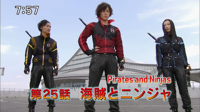 Kaizoku Sentai Gokaiger Episode 25 SUB