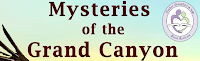 MYSTERIES OF THE GRAND CANYON Book Blast & Giveaway