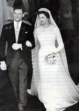 THE WEDDING OF PRINCESS ALEXANDRA KENT