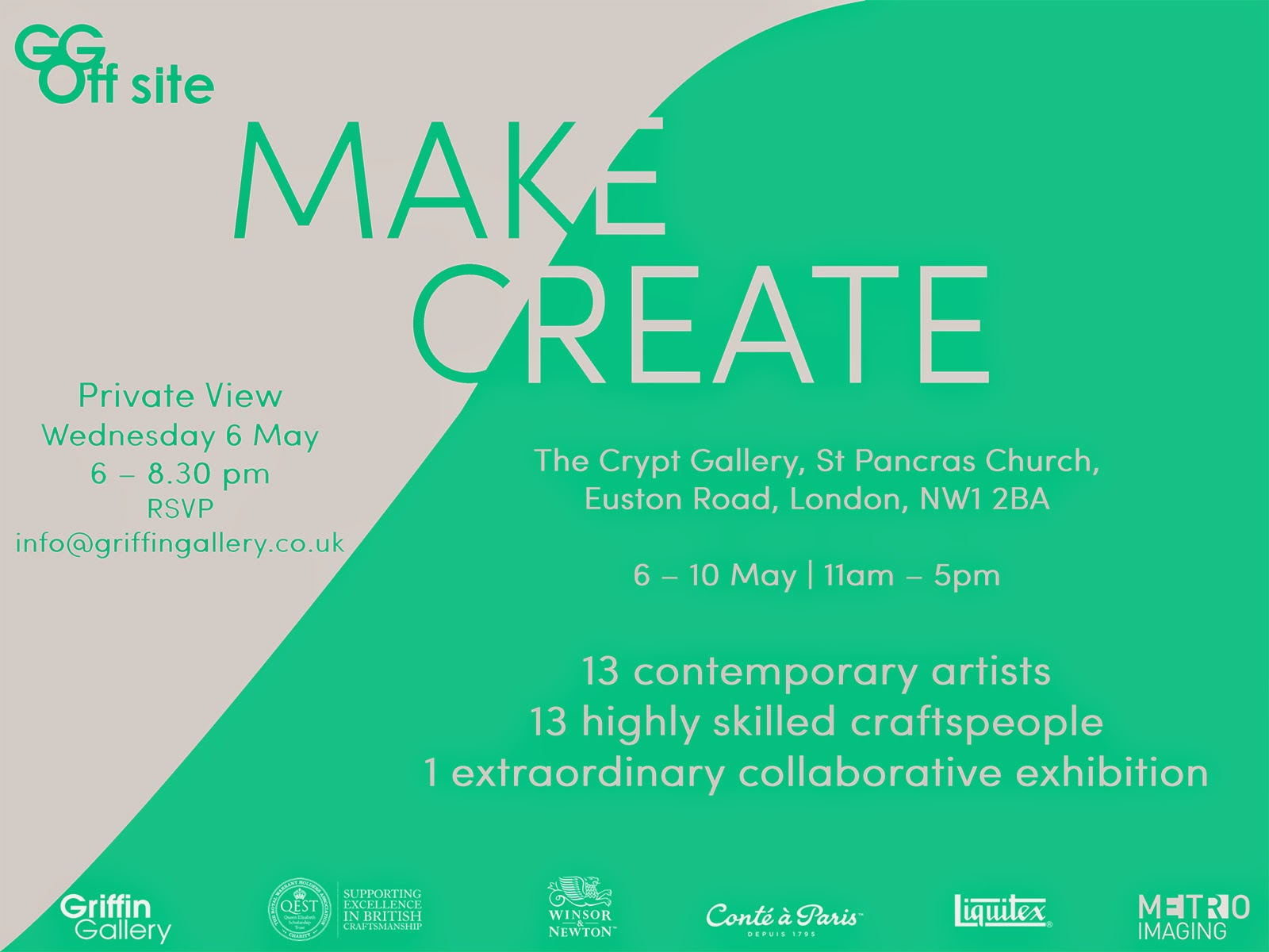 MAKE/CREATE event