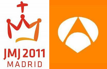 JMJ MADRID 2011 EN ANTENA 3