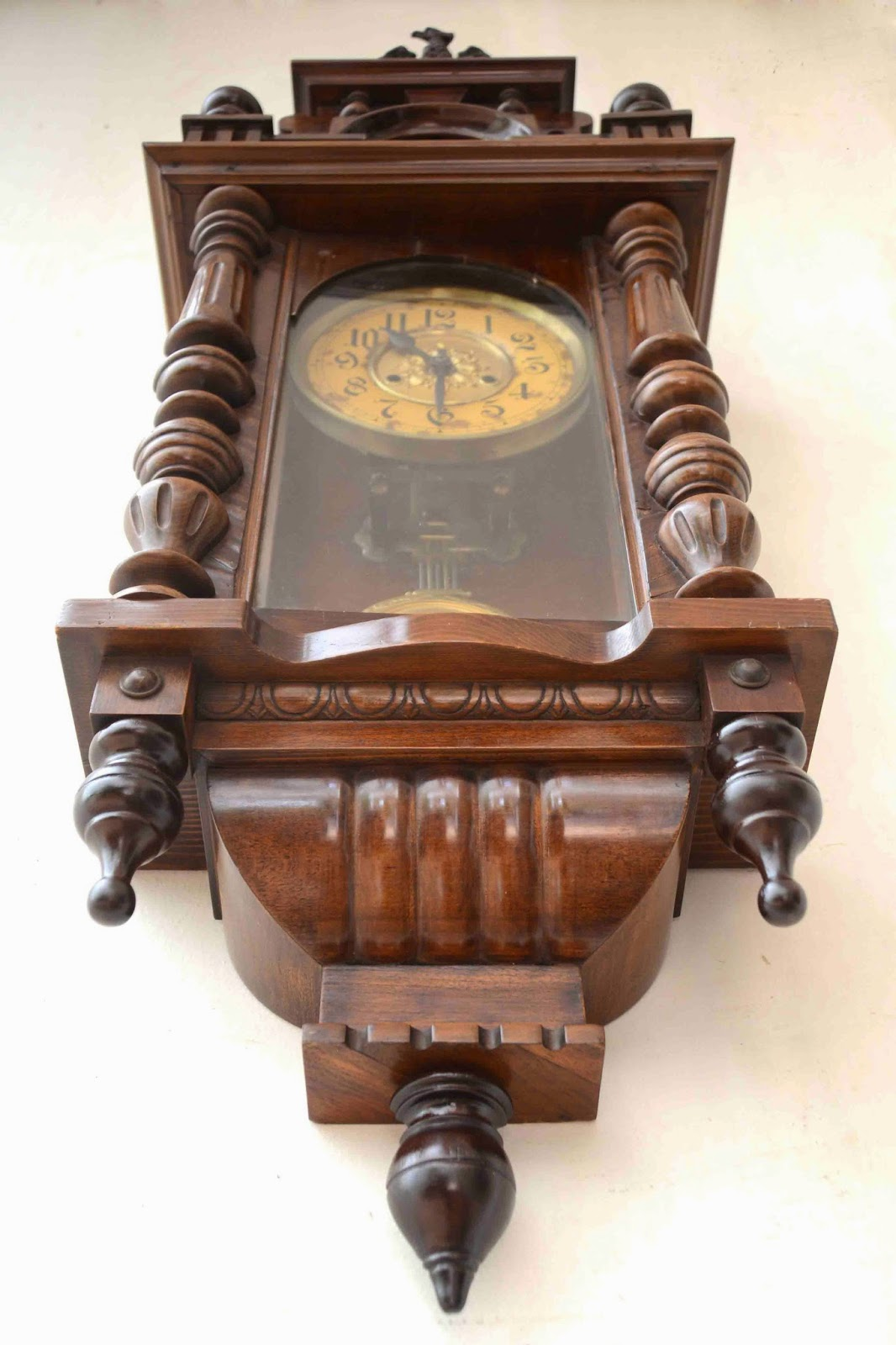Hac wall clock images home wall decoration ideas hac wall clock images home wall decoration ideas old vintage gallery antique hac wall clock with amipublicfo Choice Image