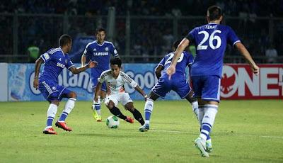 Hasil Pertandingan Indonesia All Star vs Chelsea 25 Juli 2013 – Laga Uji Coba