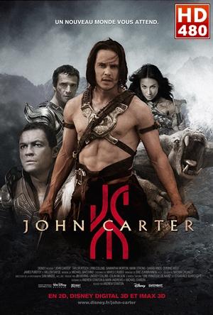 John Carter (John Carter of Mars) (2012)