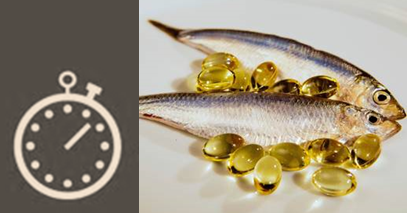 High dose fish oil supplementation short term benefits for Dangers of fish oil