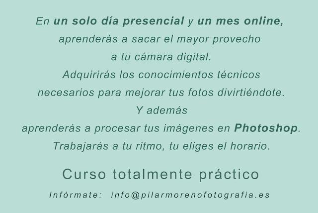 Cursos fotografía San Fernando Cadiz