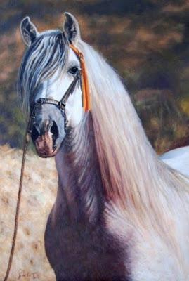 cabezas-de-caballos-pintura-oleo