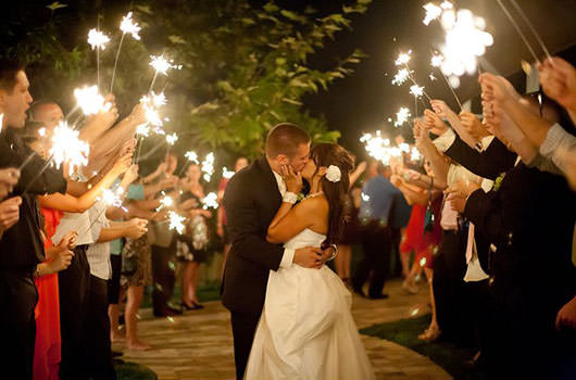 Vip Wedding Sparklers Why 36 Inch Wedding Sparklers Are The Best