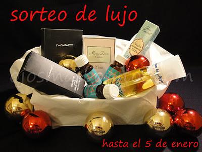 Sorteo de Navidad en OjosMásBonitos ^-^