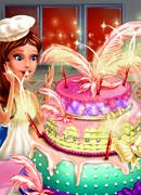 Свадебный торт - Онлайн игра для девочек