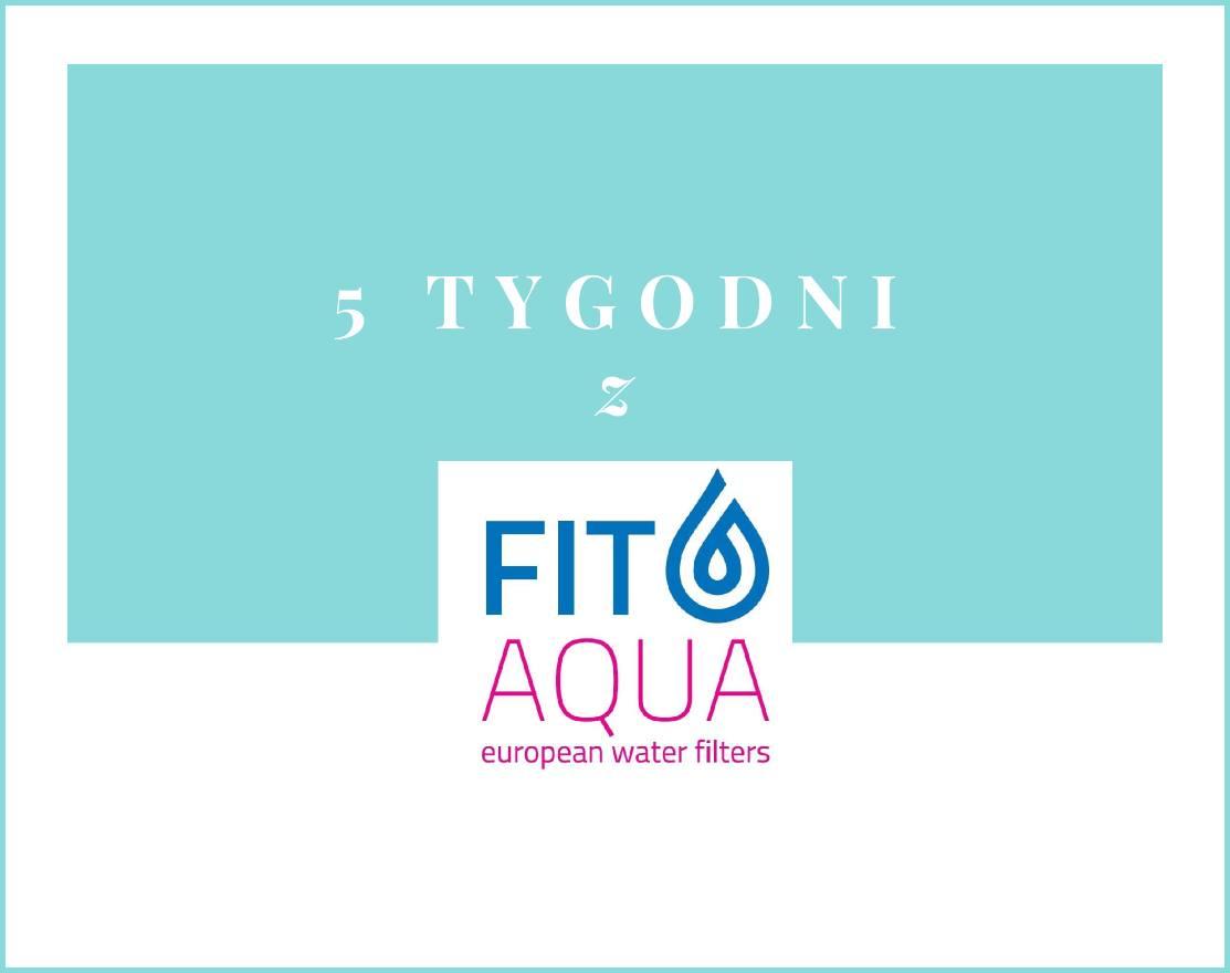 5 tygodni z Fitaqua - KONKURS