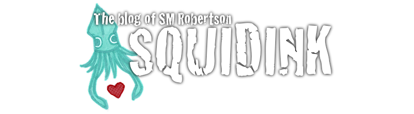 Squidink | SM Robertson
