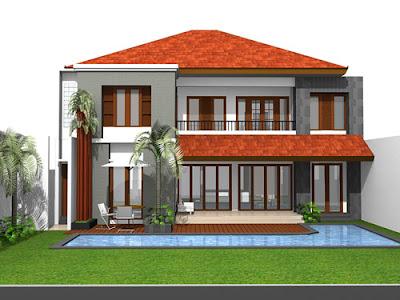 Desain Rumah Rumah Minimalis Modern