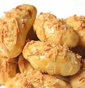 kue kering, kue, kue kering nanas keju, Resep Kue Kering Nanas Keju Gurih untuk Lebaran