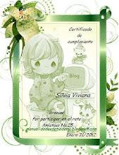 Certificado Reto Nª 25