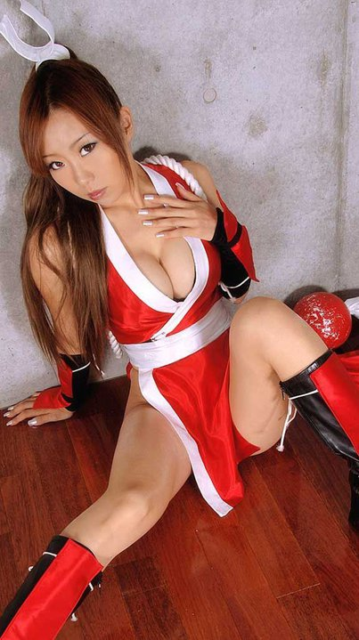 sexy japanese naked cosplay 01