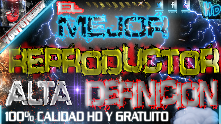 EL MEJOR REPRODUCTOR DE VIDEO EN ALTA DEFINICION | 2015