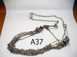 kalung aksesoris wanita a37