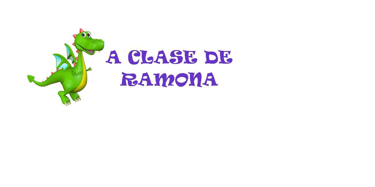 A CLASE DE RAMONA