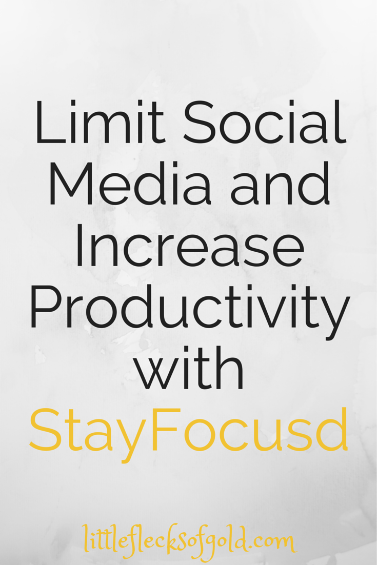 really cool tool to help you stay productive!