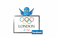 2012 olympic games and social media